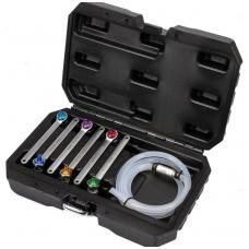 Stabdžių nuorinimo raktų rinkinys- 7 - 8 - 9 - 10 - 11 - 12 mm