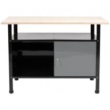 Stalas įrankių dirbtuvėms  varstotas 1160 x 600mm.