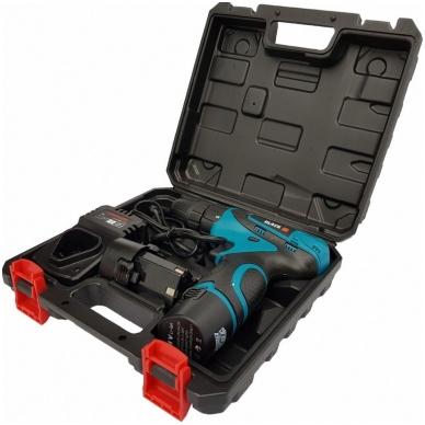 Suktukas akumuliatorinis - 2 Baterijos | LI- ION | 18V 2