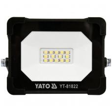 Šviesos diodų lempa - prožektorius  SMD LED 10W 900LM