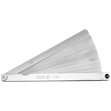 Tarpumačiai pailginti 200mm, 17 lapelių, 0,02-1 mm