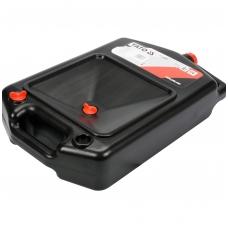 Techninių skysčių bakas su 3 kamščiais - 8 litrai