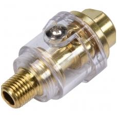 """Tepalinė pneumatiniams įrankiams žarnos jungtis 6.3mm. (1/4"""")"""
