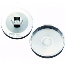 Tepalo filtro raktas BMW, Harley, Ducati arba Ø 76 mm x 14 pt.