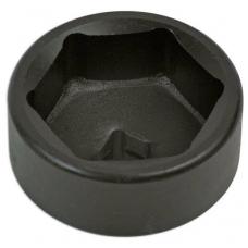 Tepalo - kuro filtro galvutė - 6-kampė - Ø 36mm.