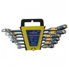 Terkšlinių raktų komplektas vartoma galvute 8-17 mm.