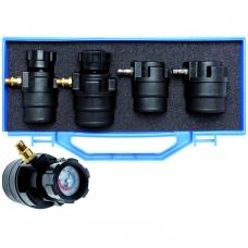 Testavimo rinkinys turbo sistemoms 55-60-65-70 mm