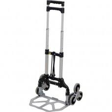 Transportavimo vežimėlis laiptais, keliamoji galia 70kg.