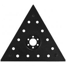 Trikampė šlifavimo galvutė trikampė YT-82350 šlifuokliui