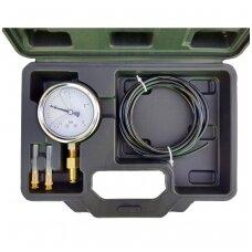 Turbo kompresoriaus ir degalų įpurškimo matuoklis 3 Bar
