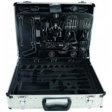 Tuščia aliumininė dėžė nuo BGS 15500