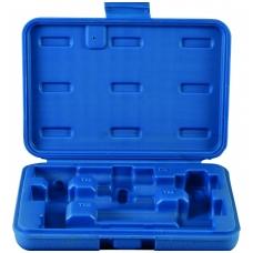 """Tuščia dėžutė antgalių rinkiniui 4 vnt T-Star, 1/2"""" T70-T100 BGS 5103"""