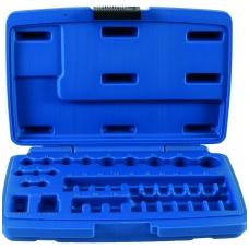 Tuščia dėžutė antgalių ir galvučių rinkiniui BGS 5025