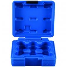 Tuščia dėžutė galvučių rinkiniui 10 vnt. BGS 2434