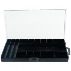Tuščia dėžutė replįms ir kniedėms iš BGS 572