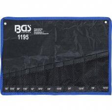 Tuščias dėklas raktams su 25 kišenėm nuo BGS 1195