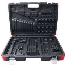 Tuščias lagaminas įrankių rinkiniui 176 vnt.