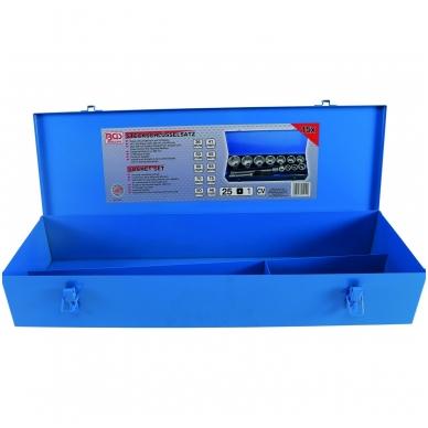 Tuščia metalinė dėžė iš rinkinio BGS 1210