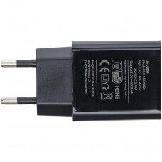 Universalus USB įkroviklis 2A