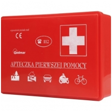 Vaistinėlė, pirmosios pagalbos rinkinys AS 06