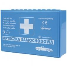 Vaistinėlė, pirmosios pagalbos rinkinys D1