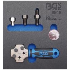 """Vamzdelių valcavimo įrankis - DIN 4,75 mm ir 3/16"""""""