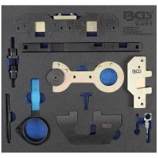 Variklio fiksavimo įrankių rinkinys  BMW M40, M44, M50, M52, M54, M56