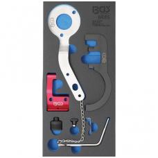 Variklio fiksavimo įrankių rinkinys - BMW, MINI 1.5, 2.0 Diesel