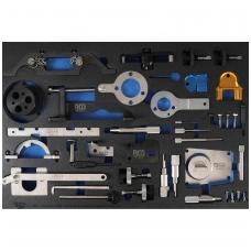 Variklio fiksavimo įrankių rinkinys - Fiat, Alfa, Lancia, Opel, Suzuki, Ford
