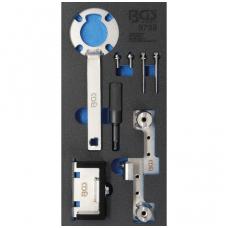 Variklio fiksavimo įrankių rinkinys - Ford 2.5, Volvo 1.6 - 2.5 ir 2.4D