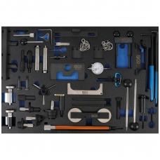 Variklio fiksavimo įrankių rinkinys Ford, VAG, Mazda, Volvo