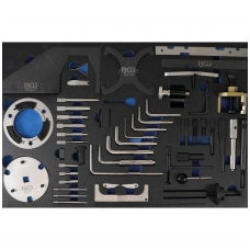 Variklio fiksavimo įrankių rinkinys Ford, VW, Seat, Mazda, Volvo