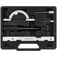 Variklio fiksavimo įrankių rinkinys- Opel