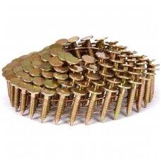 Vinys būgniniam viniamušiui stogo darbams 22mm./3,1mm. 4200vnt.
