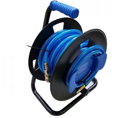 Žarna pneumatinė su rite - 8 x12mm. x 15m. + 60cm.