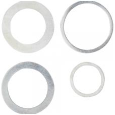 Žiedų rinkinys diskų pritaikymui 4vnt.